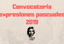 Convocatoria Expresiones Pascuales 2019